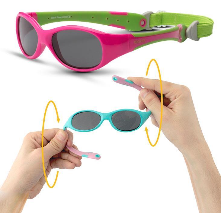 Okulary przeciwsłoneczne dla dzieci Real Shades Explorer