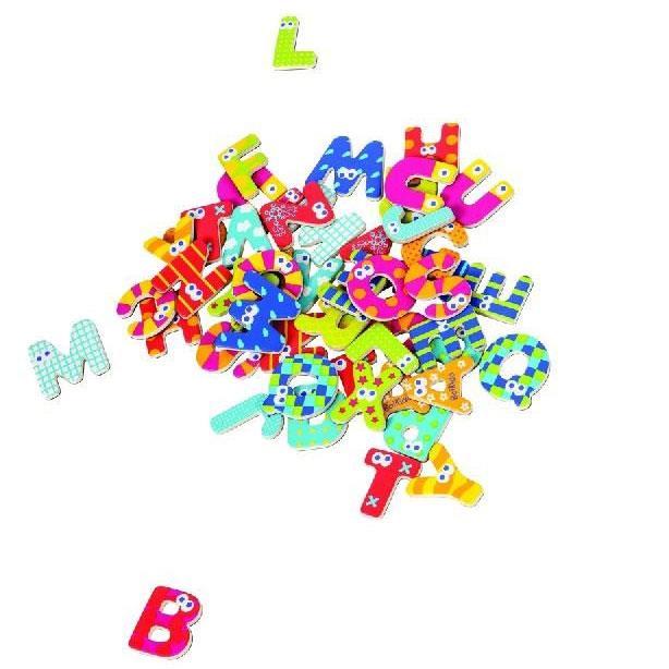 Litery magnetyczne - Boikido