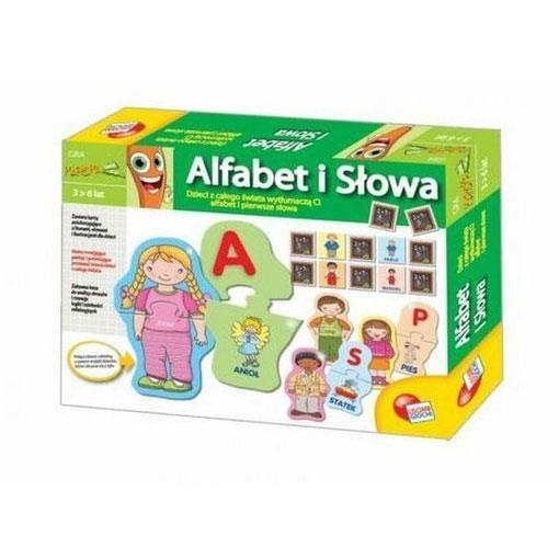 Laboratorium Alfabet i słowa - Karotka