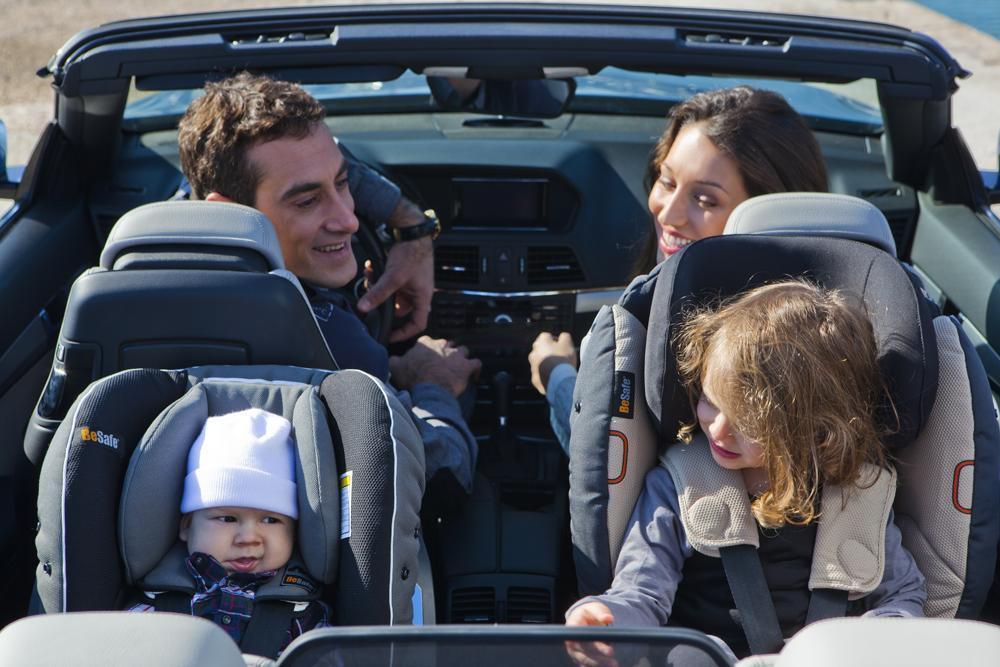 Przydatne akcesoria do podróży samochodem z dzieckiem