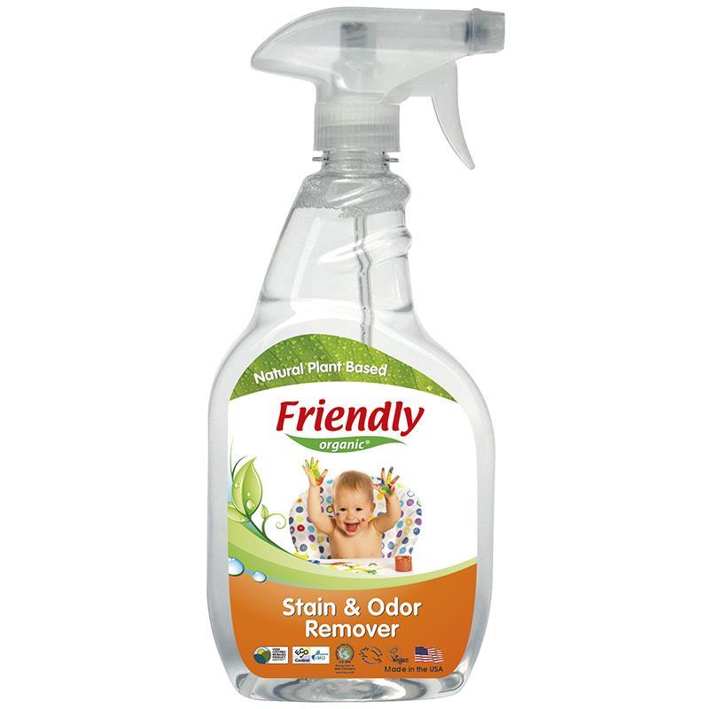 Friendly Organic, Odplamiacz i eliminator zapachów