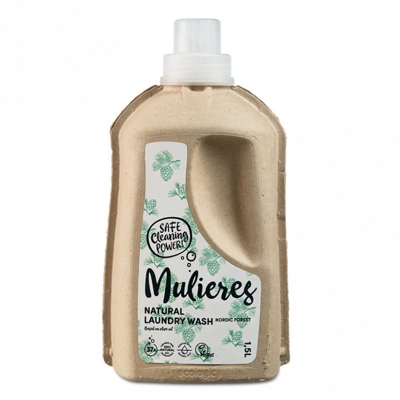 Mulieres, Naturalny koncentrat do prania Bezapachowy