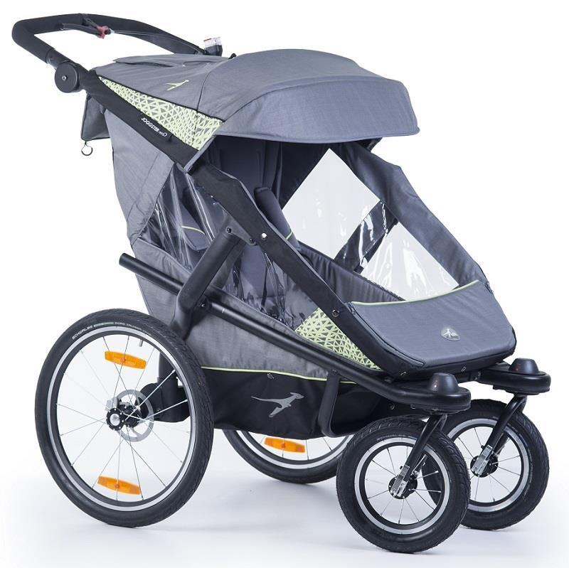 Wózek wielofunkcyjny / przyczepka rowerowa Joggster Velo
