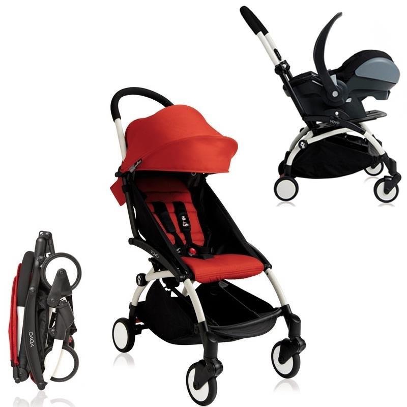 Wózek Babyzen YOYO+fotelik BeSafe