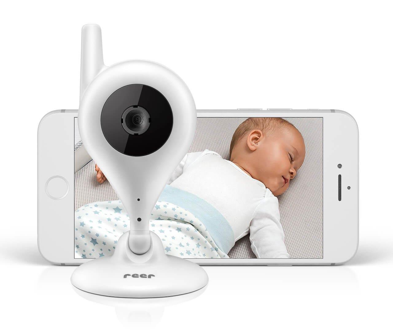 Niania elektroniczna kamera WiFi IP BabyCam REER
