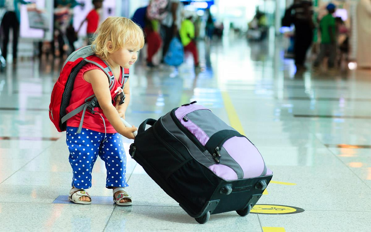 Akcesoria do podróży z dzieckiem