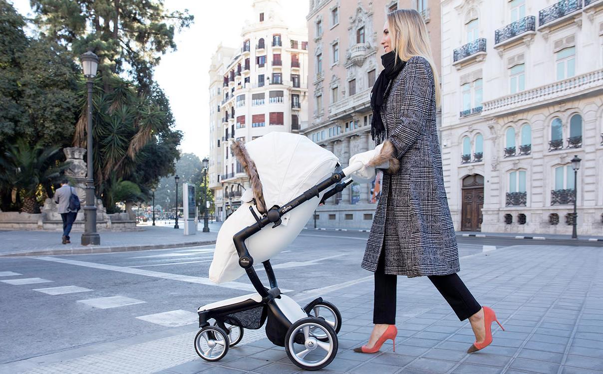 Akcesoria na zimowy spacer dla mamy i dziecka, Marko Baby
