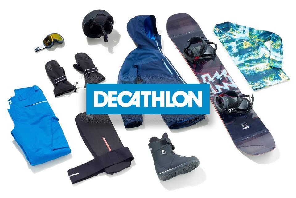 Niezbędna odzież na zimowe dni od Decathlon