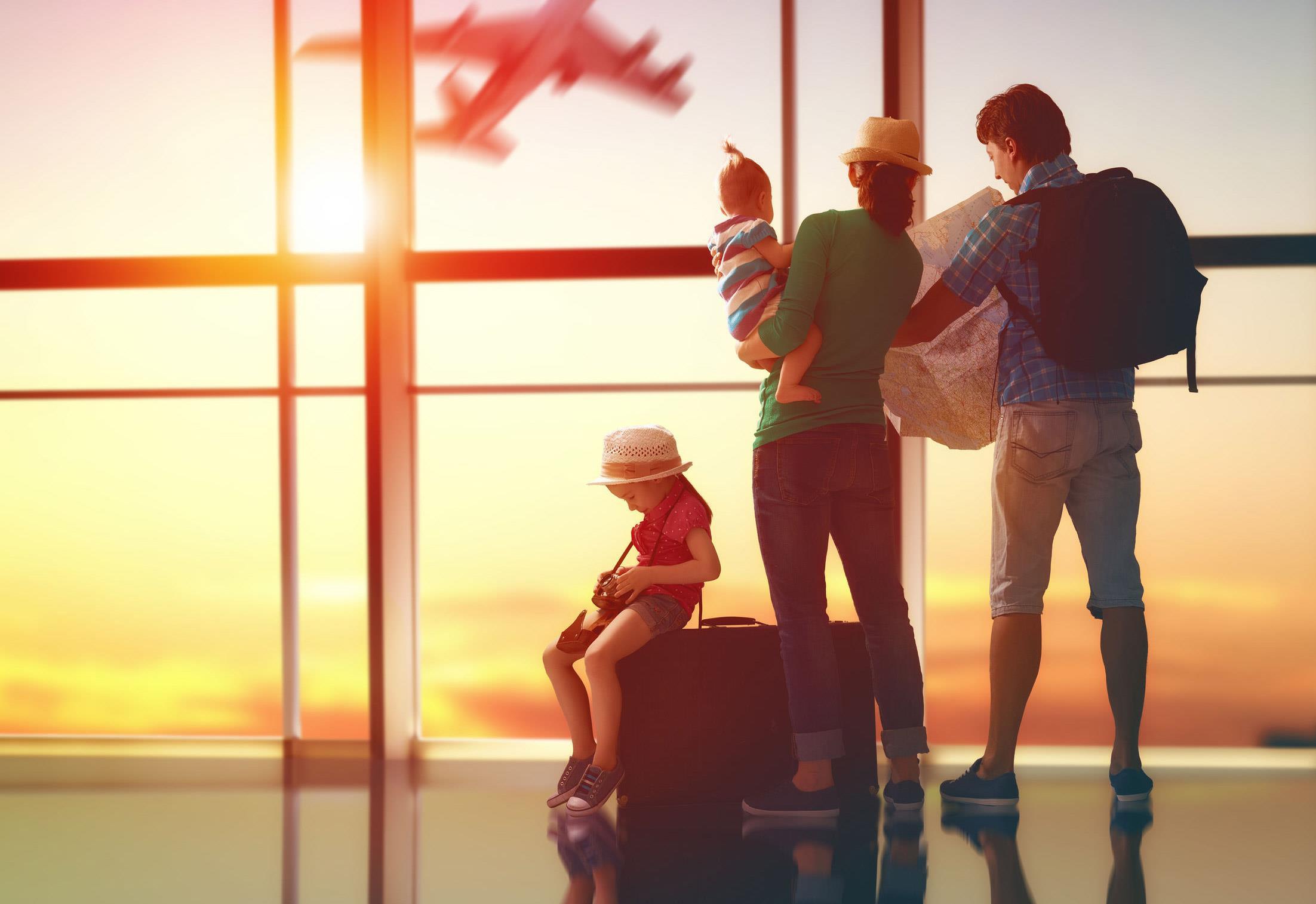 Wakacyjne wyjazdy z dziećmi - co zabrać?