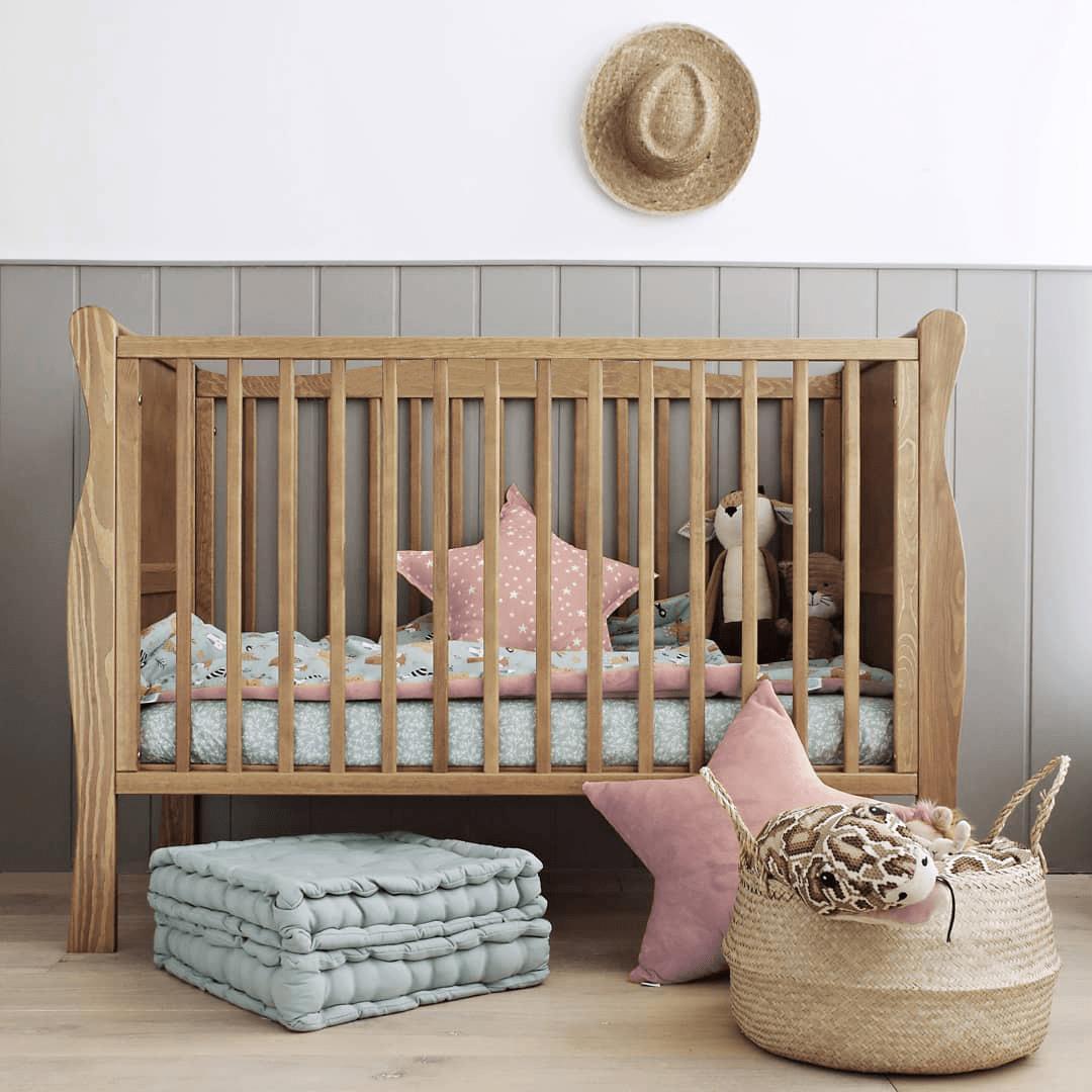 Łóżeczko niemowlęce Noble Cot Vintage 120×6