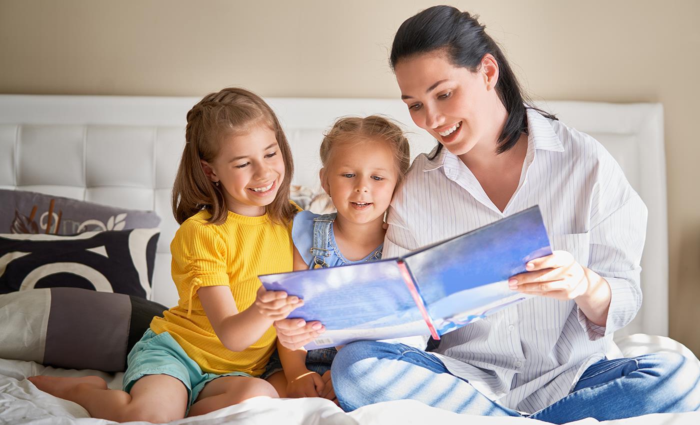 Nauka czytania w domu
