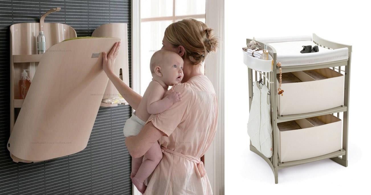 Przewijak dla dziecka jak wybrać ?