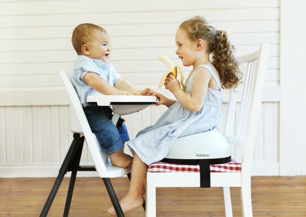 Krzesełka do karmienia - zestawienie